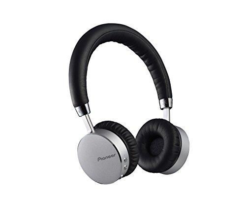 Pioneer ワイヤレスヘッドホン Bluetooth/NFC対応 シルバー SE-MJ561BT-S