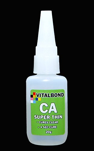 Vitalbond - Super Glue - Super Thin 20g - (G-VB01)