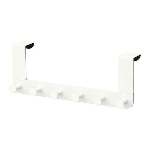ikea-enudden-hanger-for-door-white