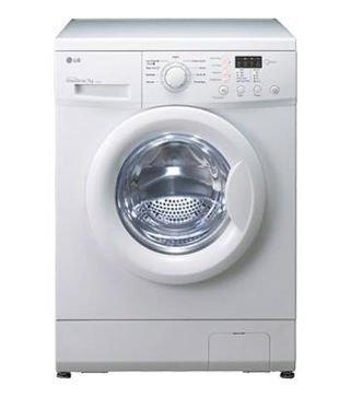 LG F8091MDL2 Inverter Direct Drive Motor Front-loading Washing Machine (5.5 Kg, Blue White)