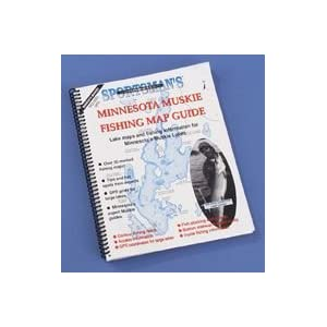 Southern Minnesota Fishing Map Guide: Lake Maps and Fishing Information for Over 130 Lakes Plus the Mississippi River and SE MN Trout Streams (Fishing Maps from Sportsman's Connection)