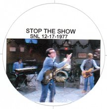 Elvis Costello Stops the Show Magnet - Saturday Night Live, 12-17-1977