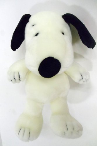 "Peanuts Charlie Brown Snoopy 11"" Plush Doll front-409879"