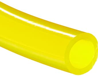 Tygon F-4040-A PVC Fuel And Lubricant Tubing, Yellow