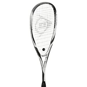 Dunlop Blackstorm Force Squash Racket White -