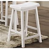 Backless Wooden Bar Stool - Coaster 180159N