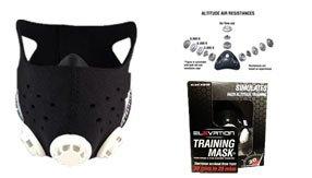 【高地トレーニング】 CLLIPER トレーニングマスク2.0