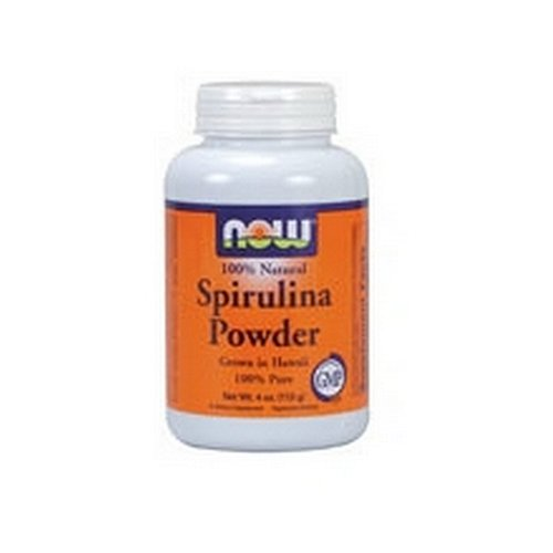 NOW Foods Spirulina Powder, 4 oz