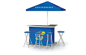 Best of Times Kansas Jayhawks Standard Package Bar (Discontinued by Manufacturer) by Best of Times, LLC