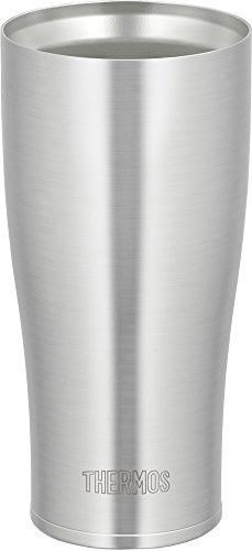 サーモス 真空断熱タンブラー 420ml ステンレス JDE-420
