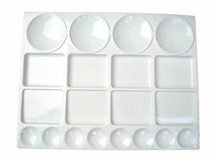 Palette - Plastic 20-well