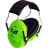 Peltor kids green ear defenders/protectors