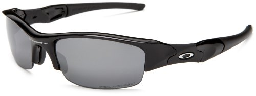 Oakley Jacket Polarized Sunglasses Black