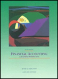 Financial Accounting: A Business Perspective (The Irwin Series in Undergraduate Accounting)