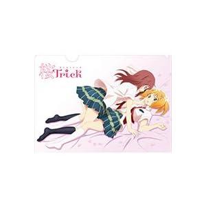 桜Trick クリアファイル