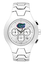 Florida Gators Hall Of Fame Sterling Silver Watch