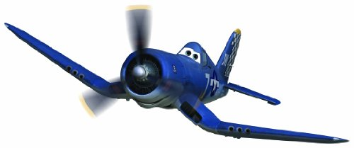 Zvezda Models Skipper Riley Disney Planes Building Kit