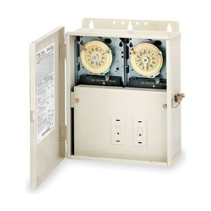 intermatic t12404r dpst indoor outdoor control panel with