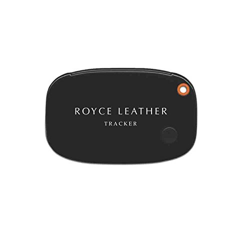 Royce 500-BLACK-WT Bluetooth Tracking Device, Black