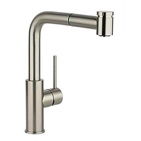 Elkay LKLFHA3041CR Lf Pullout Kitchen Faucet