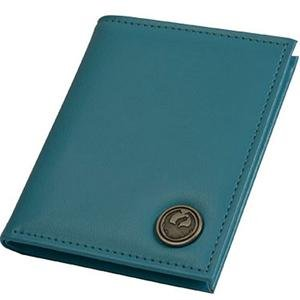 Dragon Corp Bifold Wallet - --/Scuba Blue