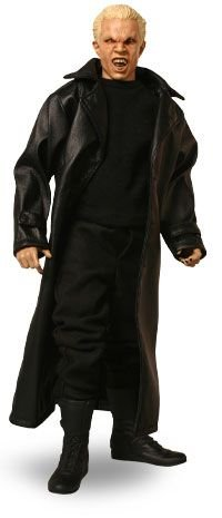 Picture of Sideshow Vampire Spike 12 inch Figure from Buffy the Vampire Slayer (B000HHTZHA) (Sideshow Action Figures)