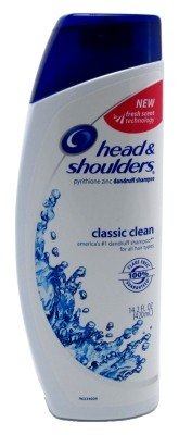 Head And Shoulder Shampoo