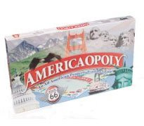 Americaopoly Board Game