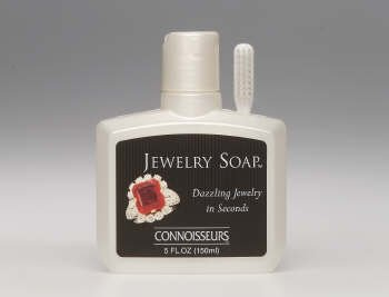 CONNOISSEURS JEWELRY SOAP BOX OF 6