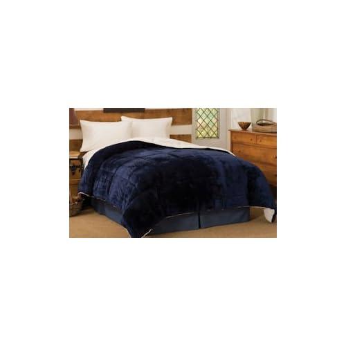Amazon.com - Bedding by Pem America Mink Reversing to Cloud Fleece