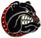 Bulldog in Color Belt Buckle - Buy Bulldog in Color Belt Buckle - Purchase Bulldog in Color Belt Buckle (BodyPUNKS, BodyPUNKS Belts, BodyPUNKS Womens Belts, Apparel, Departments, Accessories, Women's Accessories, Belts, Womens Belts)