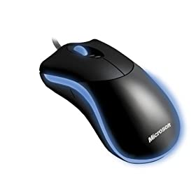 Microsoft Habu Laser Gaming Mouse (Black)