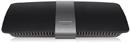 LINKSYS Enrutador multimedia HD doble banda WiFi N900 EA4500-EW