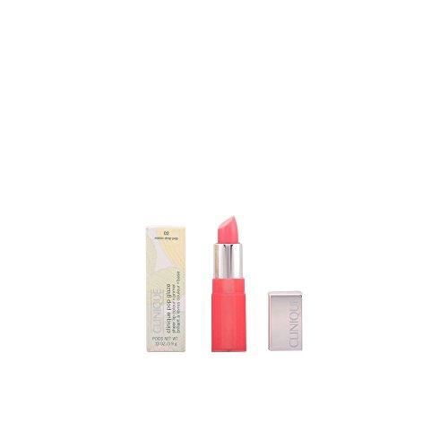 Clinique Pop Glaze Sheer Lip Colour And Primer 02 Melon Pop