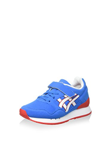 Asics Tiger Sneakers Ragazzo - Pre Atlantis PS - C537Y-4701 - BLUE ASTER/WHITE-27