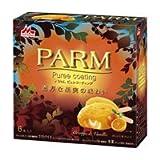 森乳 PARM (パルム) ピュレコーティング オレンジ&バニラ 6個入 ×6個 (冷凍)