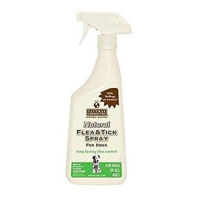 Natural Flea & Tick Spray for Dogs 24oz (Knockout Spray compare prices)