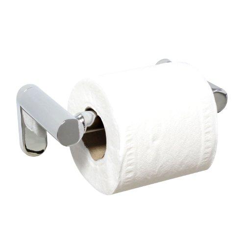 MODONA 7756-A Toilet Paper Holder Polished Chrome Oval Series