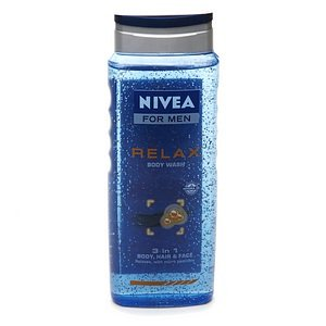 Nivea For Men Relax Body Wash -- 16.9 fl oz