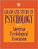 img - for Graduate Study in Psychology, 2012 1st (first) Edition by American Psychological Association (2011) book / textbook / text book