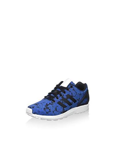 adidas Sneaker Zx Flux W blau/schwarz