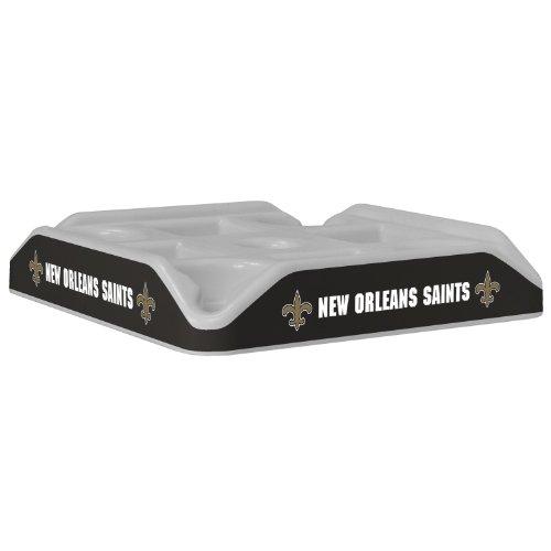 Nfl New Orleans Saints Pole Caddy