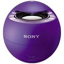 ソニー Bluetooth対応ワイヤレススピーカーシステム(バイオレット)お風呂でも使える防水タイプSONY SRS-X1-V