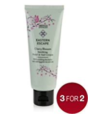 Eastern Escape Hand & Nail Cream 75ml