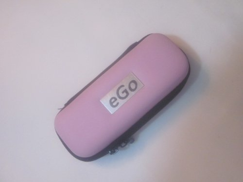 Case For Cigarette, Personal Travel Carry Case- Pink (Free Bio Energy Card With Your Case)