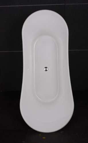 AKDY-AZ-F274-Bathroom-Freestand-Acrylic-Bathtub-White-Color