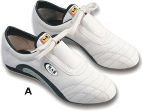 MAR Training Shoes white Artificial leather 39A