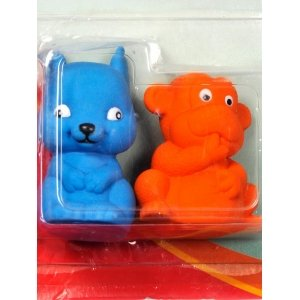 Funskool Pip Squeaks, Colors May Vary (Pack of Any 2 Piece)