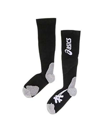 Asics Socken Sport Compression schwarz