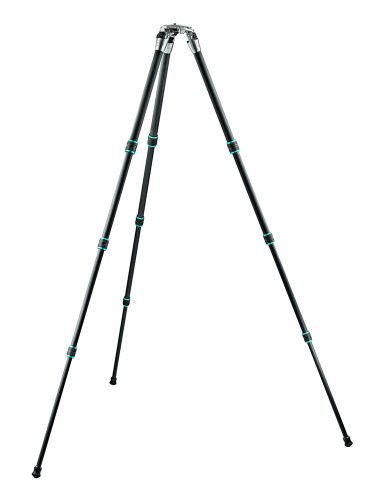 Gitzo GT2542LOS Ocean Systematic Series 2 Carbon Fiber 4 Section Anti-Corrosion Tripod (Black)